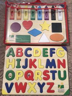 Large learning puzzles