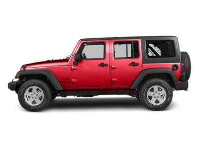 2013 Jeep Wrangler Unlimited Sahara (Rock Lobster)