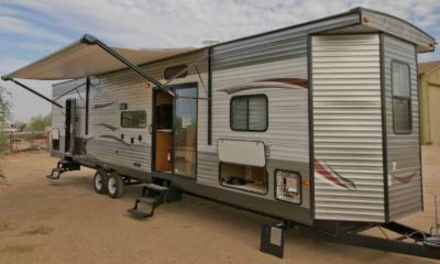 2013 Forest River Cherokee 39P
