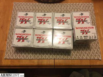 For Sale: Winchester 20ga