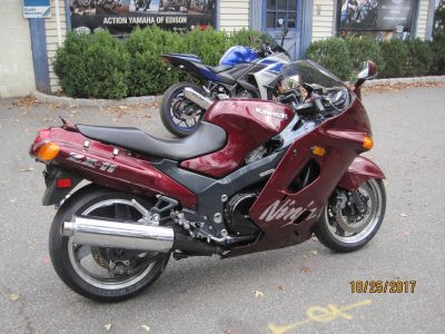 2001 Kawasaki Ninja ZX-11 SuperSport Motorcycles Metuchen, NJ
