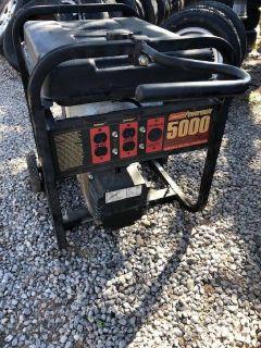 Generator 10HP 110/220 Coleman