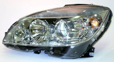 Purchase NEW Mercedes Benz HALOGEN HEADLAMP (LEFT) C300 C350 (2008) oem HELLA 2048208761 motorcycle in Royal Oak, Michigan, US, for US $330.00