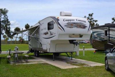 2008 Keystone Copper Canyon 286FWRLS
