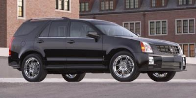 2007 Cadillac SRX Base (Black Raven)