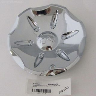 Buy Alba 705 Mantis Chrome Wheel Rim 585L175 Center Cap 6 7/8 Inch diameter motorcycle in Arlington, Texas, US, for US $34.99