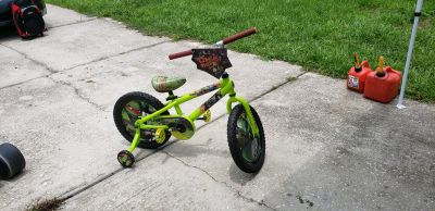 Ninja turtle bike - like new