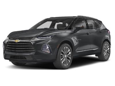 2019 Chevrolet Blazer RS FWD (Red Hot)