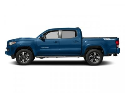 2018 Toyota Tacoma TRD Sport Double Cab 5' Bed V6 (Blazing Blue Pearl)