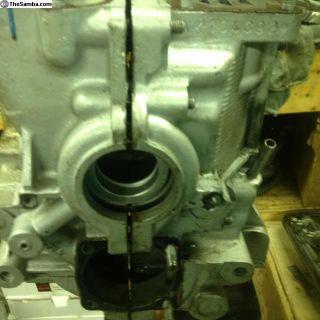 AK engine case