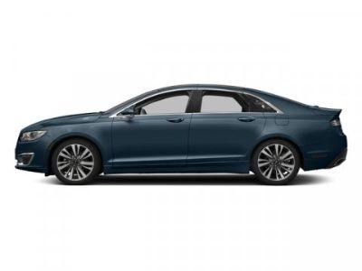 2018 Lincoln MKZ Select (Blue Diamond Metallic)