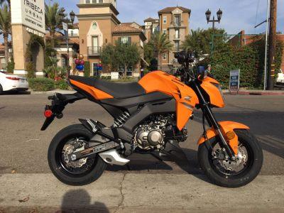 2019 Kawasaki Z125 Pro Sport Marina Del Rey, CA