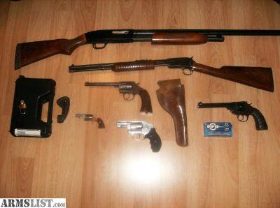 For Trade: trade guns & cash for pop-up camper