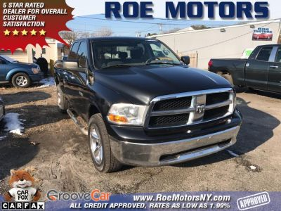 "2015 Dodge Ram 1500 4WD Quad Cab 140.5"" SLT (Mineral Gray Metallic)"