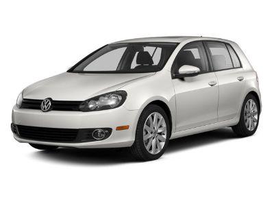2013 Volkswagen Golf TDI (Gray)