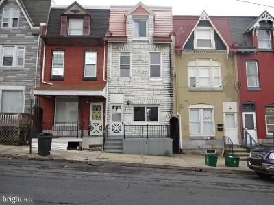 2 Bed 1 Bath Foreclosure Property in Reading, PA 19604 - Douglass St