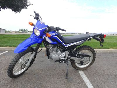 2014 Yamaha XT250 Dual Purpose Motorcycles Meridian, ID