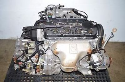 Purchase 98 99 2000 01 02 JDM F23A HONDA ACCORD 2.3L VTEC ENGINE AUTOMATIC TRANSMISSION motorcycle in Chantilly, Virginia, United States, for US $849.99