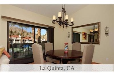 This home is available weekly and monthly Tennis Villa - La Quinta.