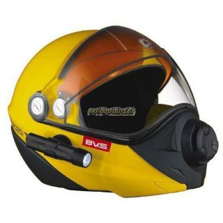 Purchase Ski-Doo BV2S HELMET -YELLOW motorcycle in Sauk Centre, Minnesota, United States, for US $337.99