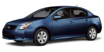 2012 Nissan Sentra 2.0 (Super Black)