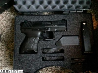For Sale: H&K P30SK LE Package