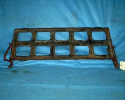 Buy Vintage Luggage Rack Used Fair Condition Rack #1 motorcycle in Mount Clemens, Michigan, United States, for US $129.00