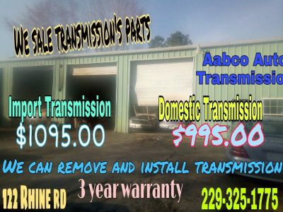 Aabco Transmission