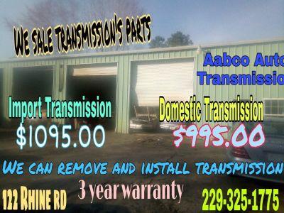 Aabco Transmission