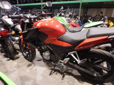 2015 Honda CB300F Sport Motorcycles Concord, NH