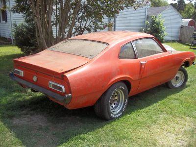1971 maverick street strip car