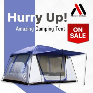 Amazing Offer! Camping Tent On Sale