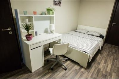 Fully furnished bedroom