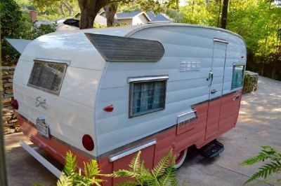 By Owner! 1959 16ft. Shasta Airflyte