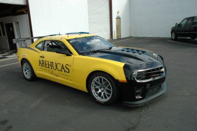 2010 Riley Motorsports Camaro
