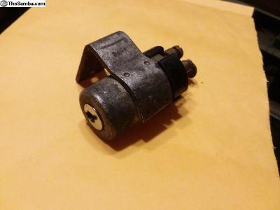 Original SPLIT '50-'52 Porsche 356 Ignition Switch