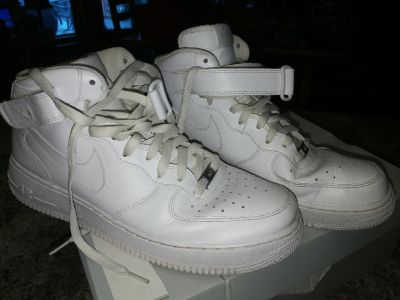 Nike Air Force 1 shoes, EUC, size 12