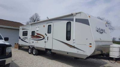 2012 Jayco Eagle Travel Trailer for sale in Orient, Iowa.