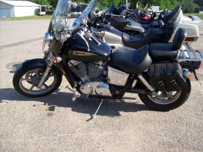 1997 Honda SHADOW SPIRIT 1100 Street / Supermoto Motorcycles Wisconsin Rapids, WI
