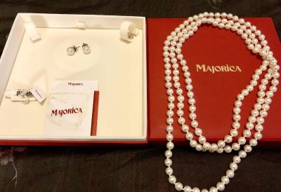 Authentic Pearls from Majorica