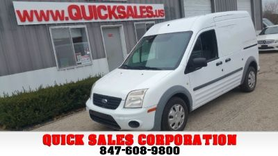 2010 Ford Transit Connect XLT Cargo - No windows