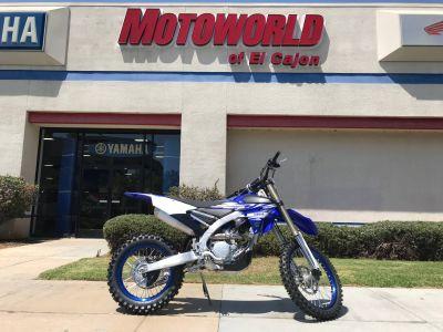 2019 Yamaha YZ250FX Competition/Off Road Motorcycles EL Cajon, CA