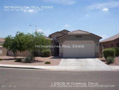 Single-family home Rental - 12909 W Corrine Drive