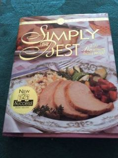 COOKBOOK - WEIGHT WATCHERS SIMPLY THE BEST