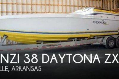 2001 Donzi 38 Daytona ZX