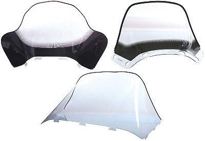Purchase Sno-Stuff Clear 11.75 in Windshield Polaris Switchback 2005-2011 motorcycle in Hinckley, Ohio, US, for US $60.95