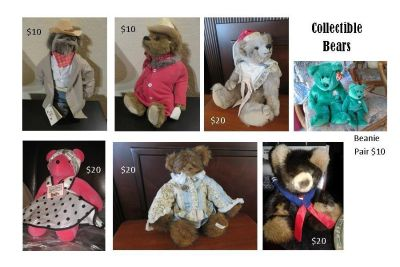 Collectible Bears