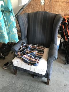FREE wingback chair