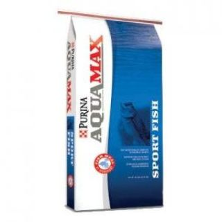 Purina AquaMax 500 Sport Fish food; 49 pounds If you have a pond feed this to your fish.