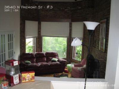 Penthouse unit-1block to redL,Wrigley,Jacuzzi, brick wall